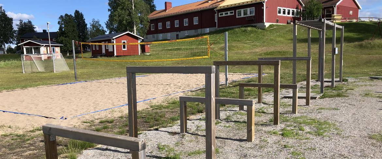 Hemmingsmark Volleyplan