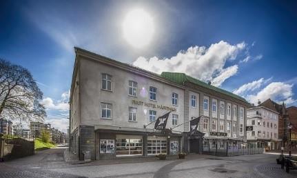 Konstutställning på Hotel Mårtenson