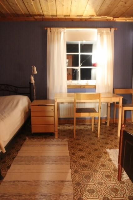 Hultet sovrum