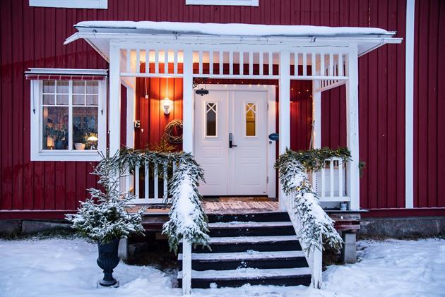 Jössgården Mountain Lodge