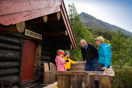 Selstali Seter har to koselige hytter til utleie hele året, © Fotograf Jacobsen