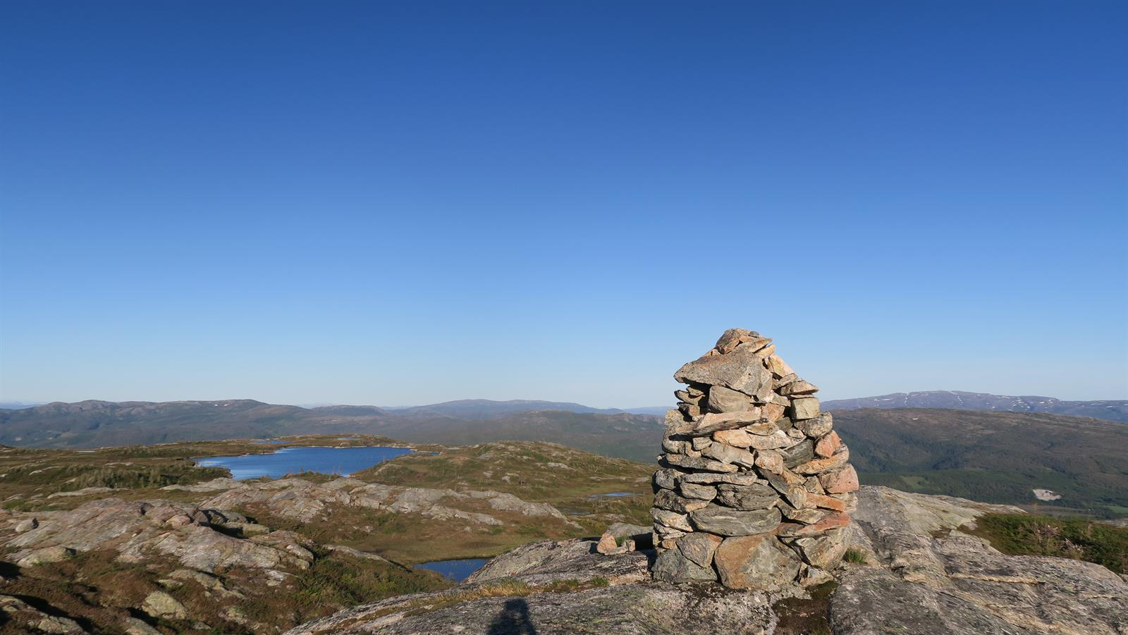 Turforslag: Skjørlandshatten 431 moh