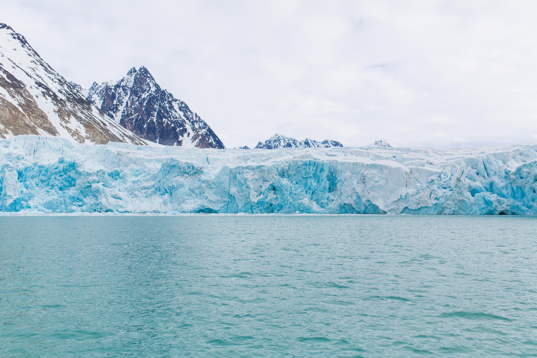 Magdalenafjorden Svalbard