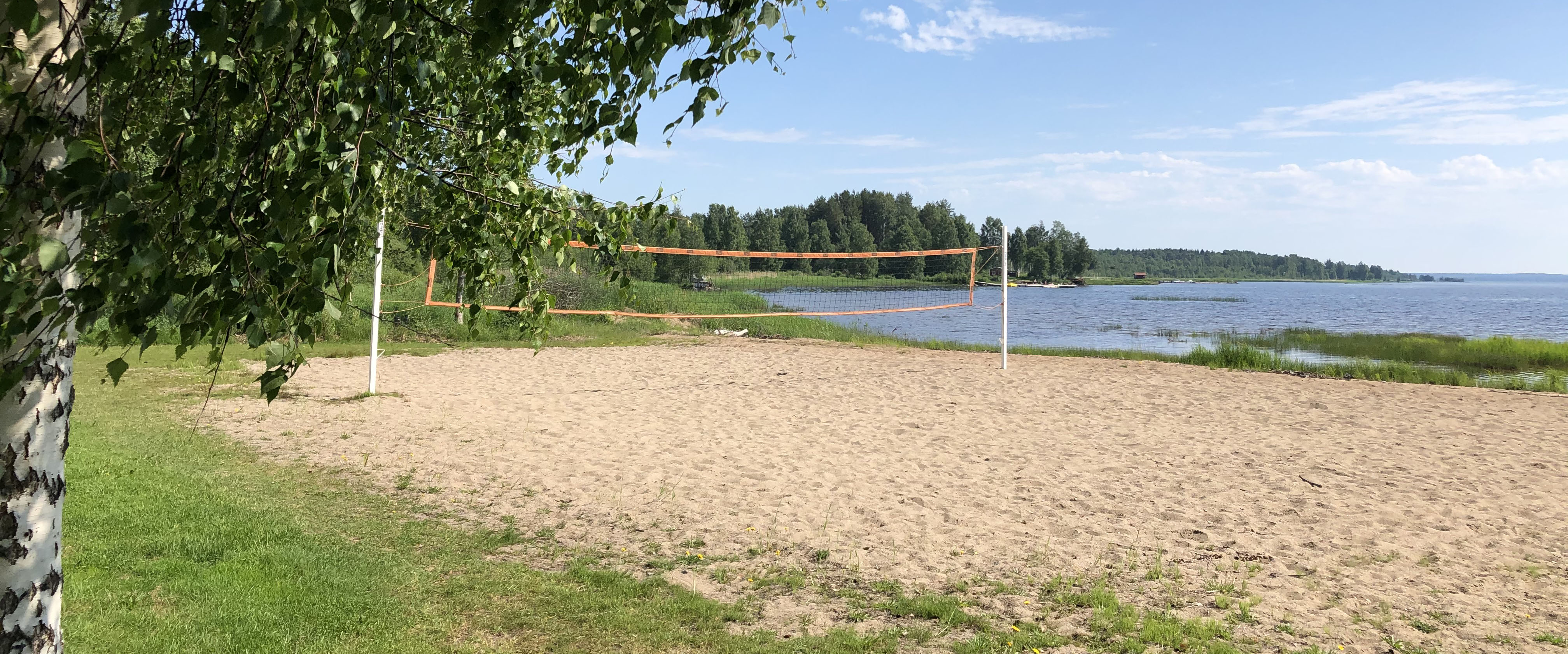 Sandöbadet Beachvolleyboll