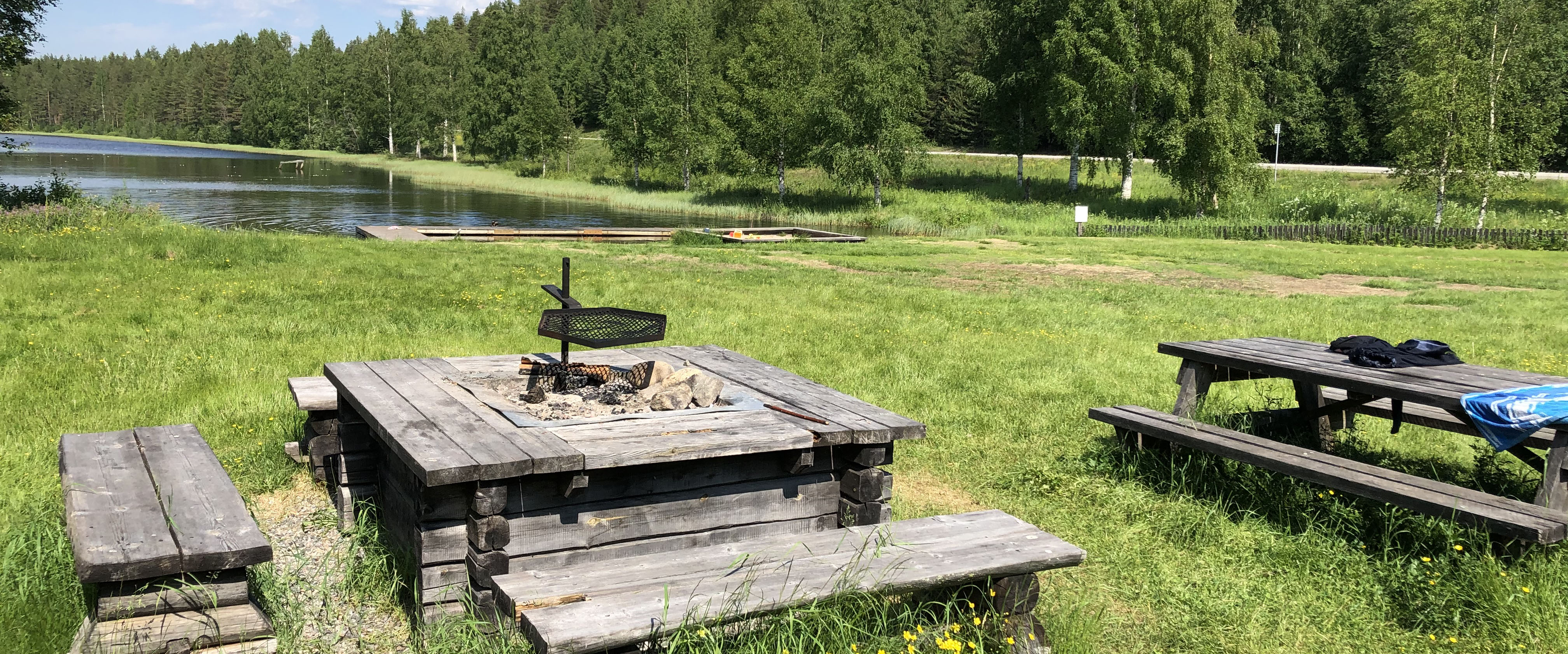 Gåssjön Eldstad