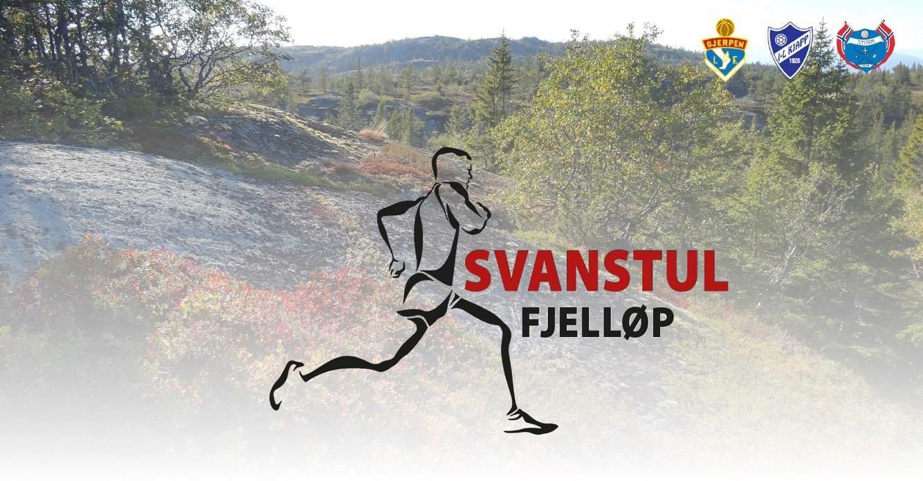 Svanstul Fjelløp 2017