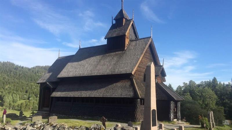 Prosesjonsvandring med Nikuls - Vest-Telemark.no