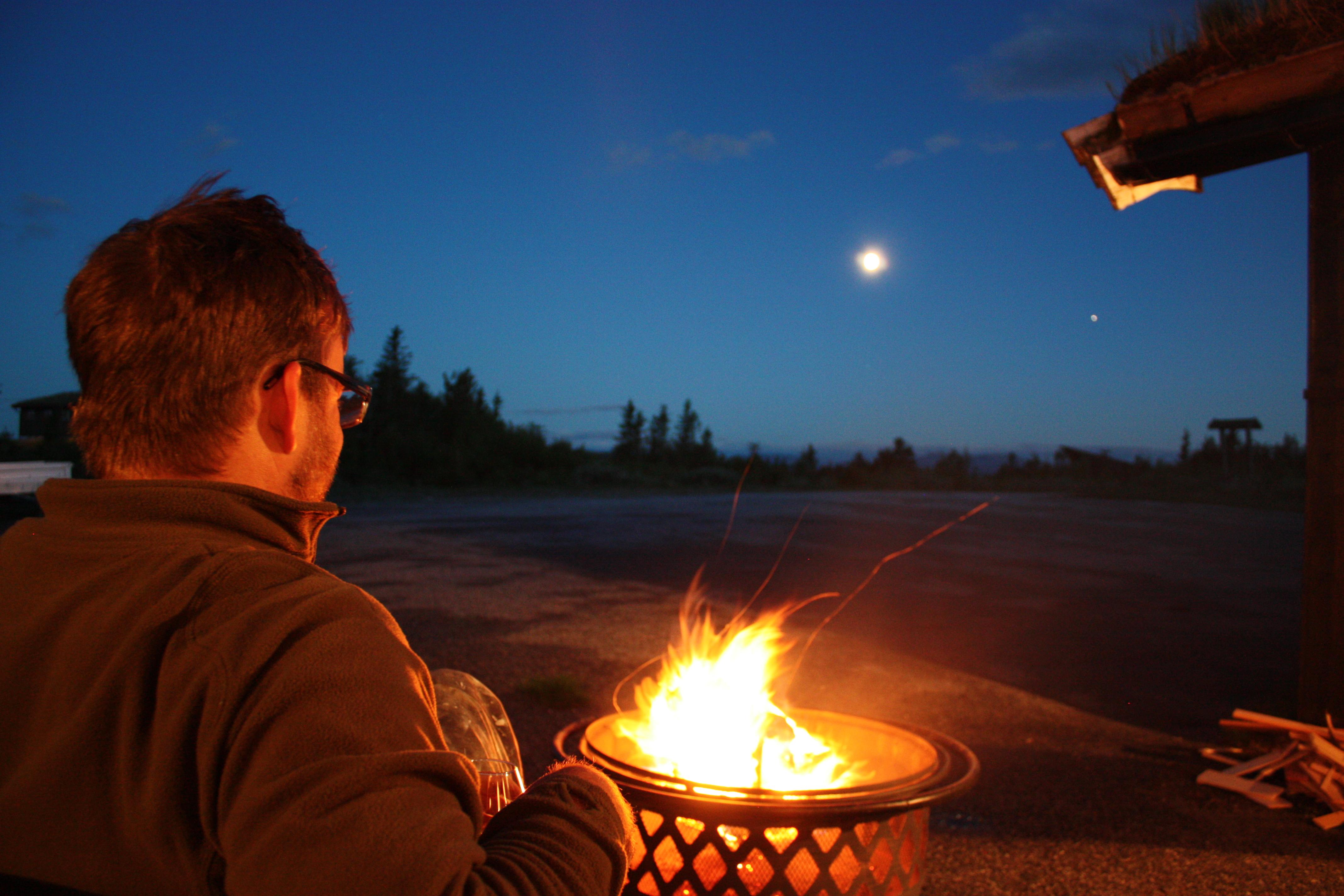 Bålkos, © Lifjellstua