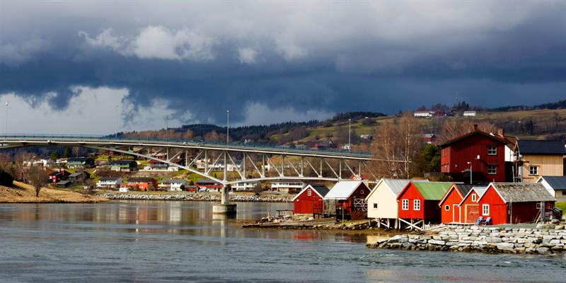 Experience Norway's second strongest underwater current with Fjordsafari/Inderøy Cruise. Copyright: Ida Marie Carlsen