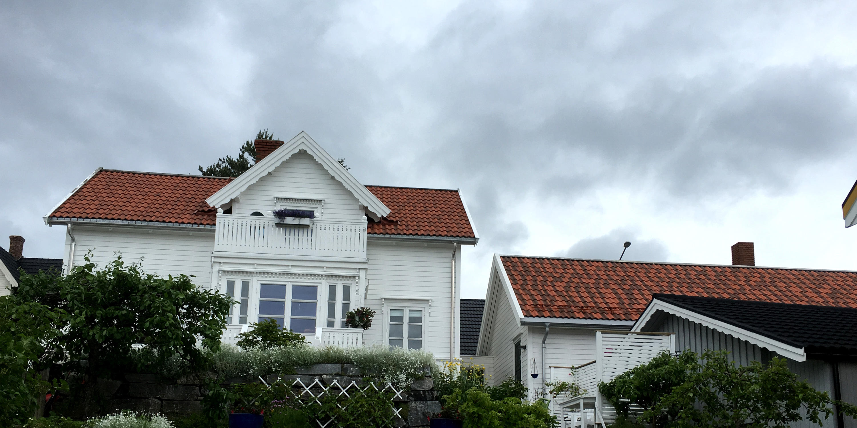 The childhood home of Nils Aas. Copyright: Visit Innherred