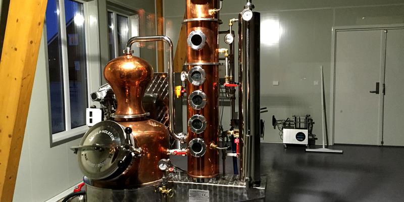 The distillery. Copyright: Visit Innherred
