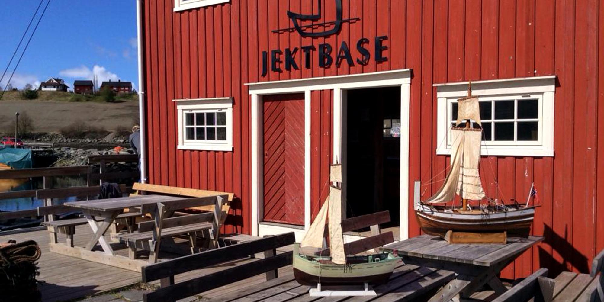 Jektbase Kjerknesvågen Kai. Copyright: Kjrknesvågen Kai og Båtforening