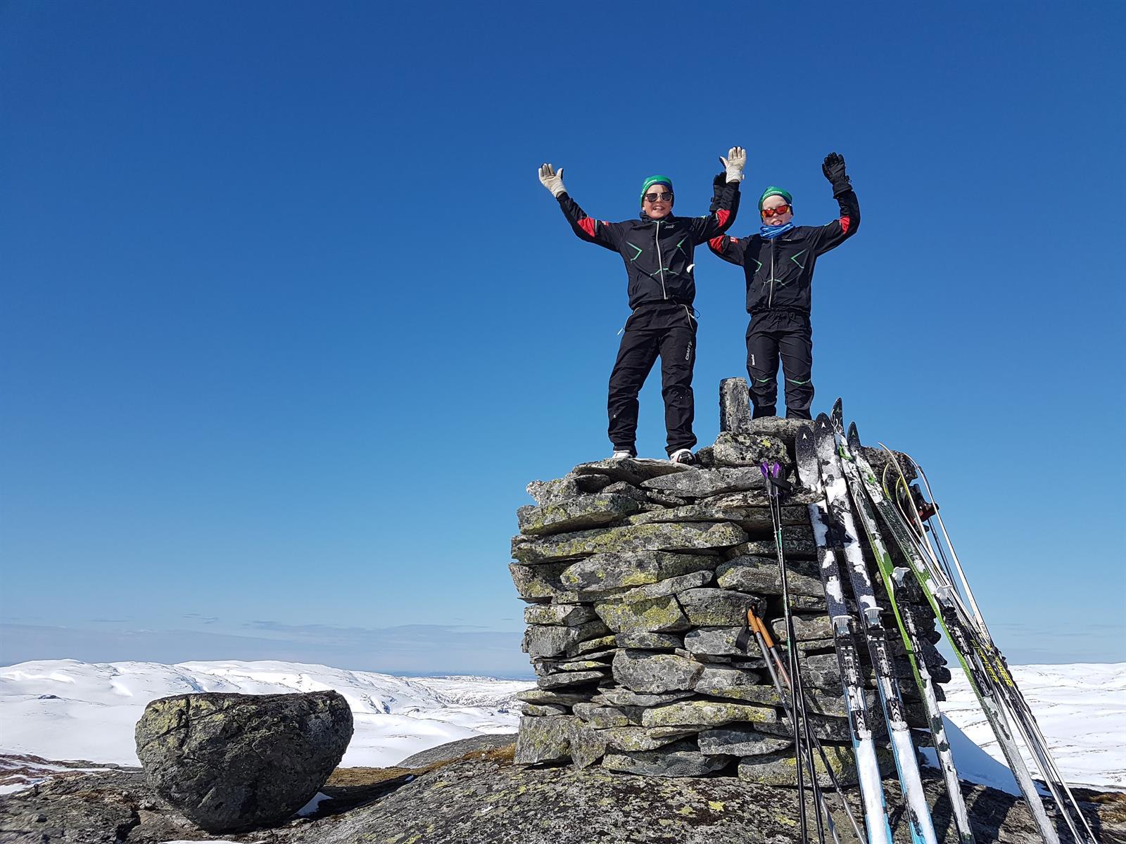Turforslag: Indre Høgaksla 691 moh.