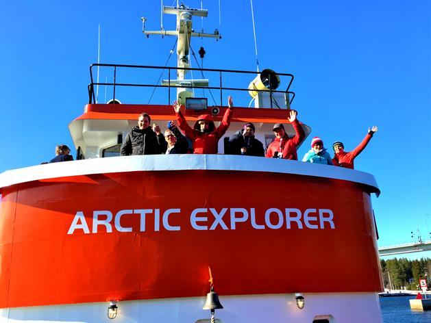 Arctic Explorer vinkar