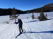 Skitur på Jåmsfjell 936 moh