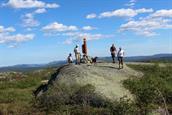 Topptur på Jåmsfjell 936 moh*