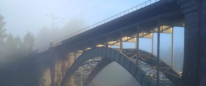 Järnvägsbron