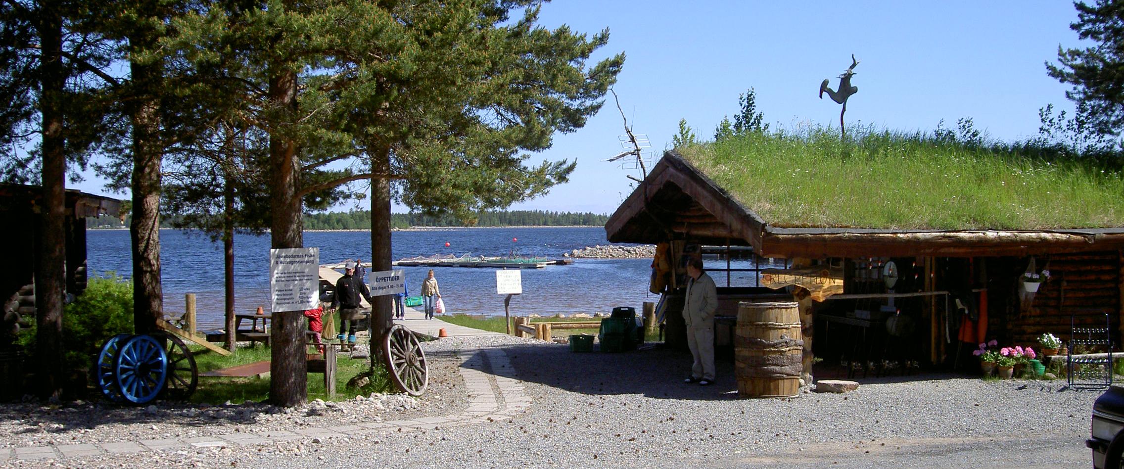 Jävrebodarnas FiskeCamp