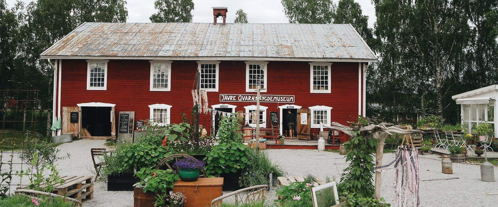 Jävremill and museum
