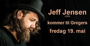 Jeff Jensen, © Jeff Jensen