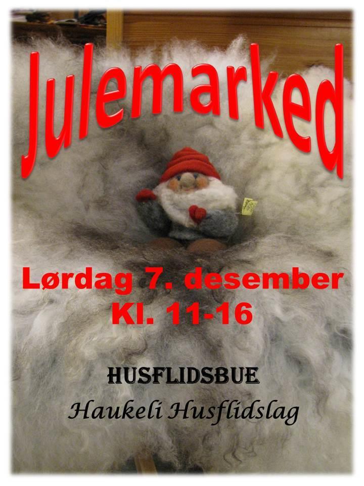 Julemarked på Husflidsbue - Vest-Telemark.no