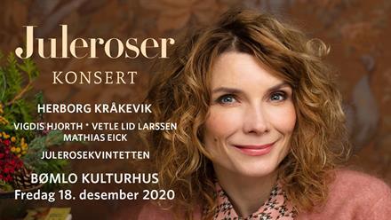 Juleroser – Herborg Kråkevik