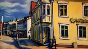 Art at Piteå cityhotel