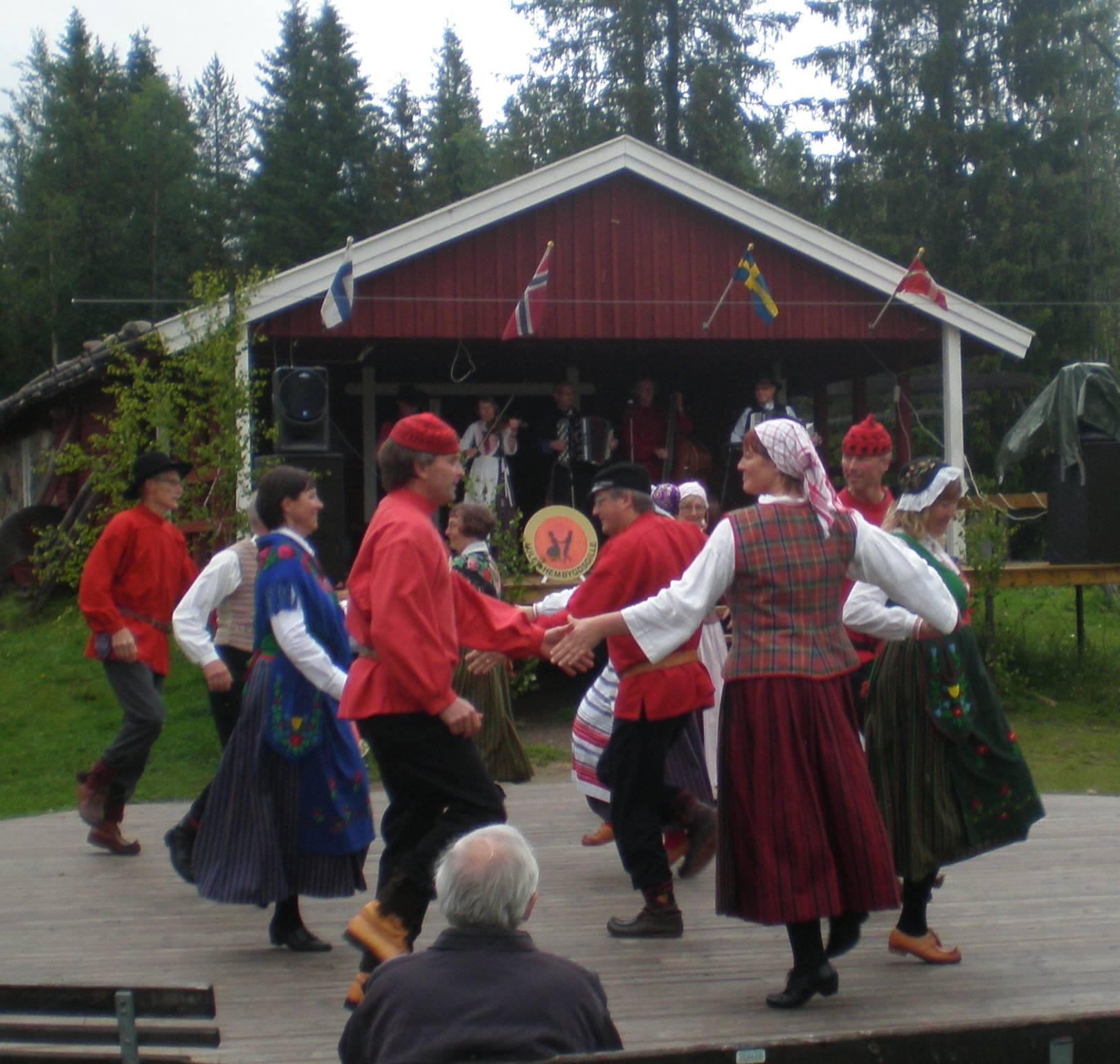 Svensk Folkdans