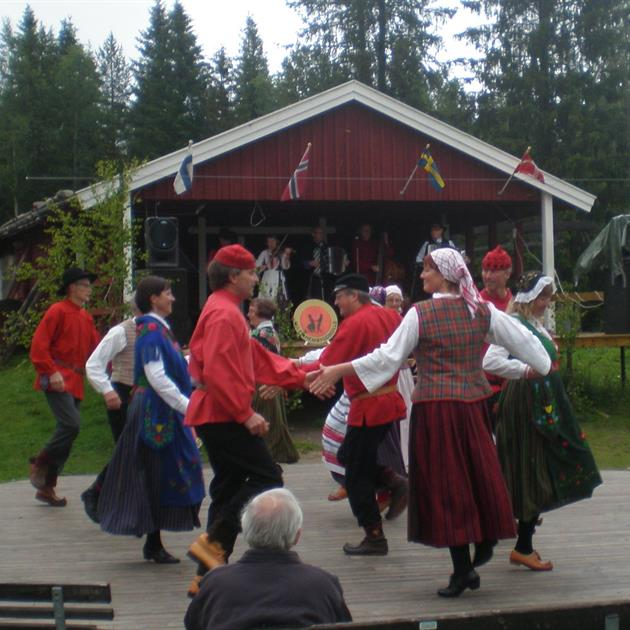 Swedish Folk Dance