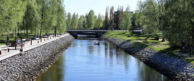 Kanalen, Stina Eriksson