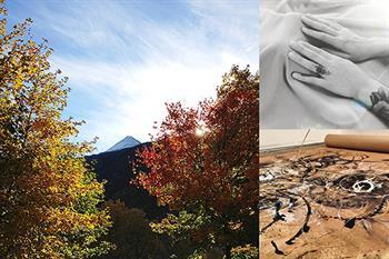 Reiki Magic in the Mountains