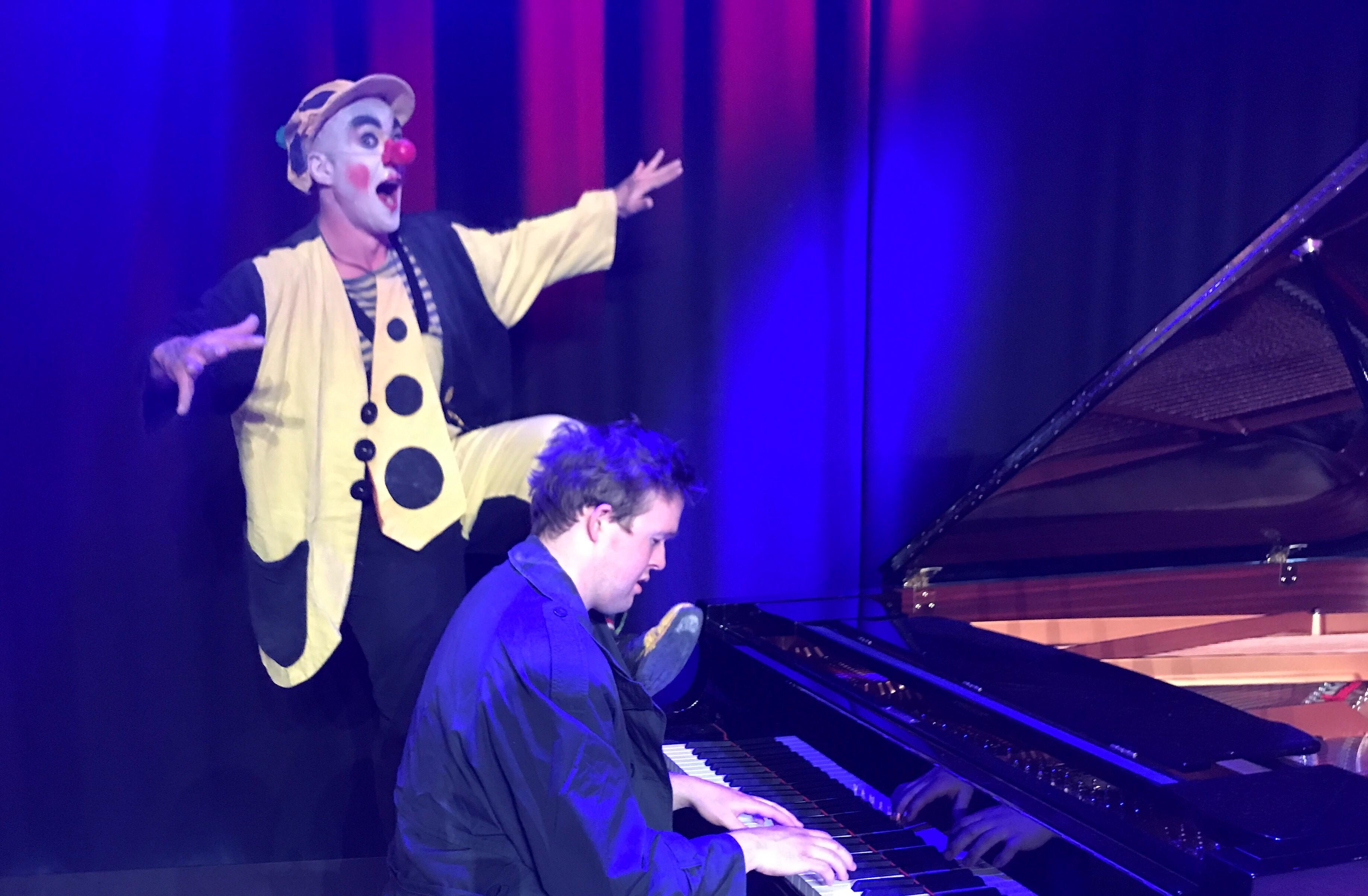 Klovn i klaveret