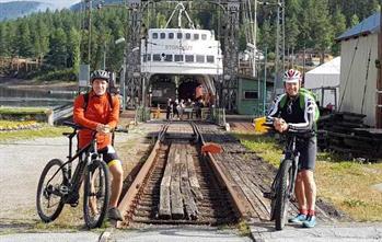 Guidet tur på el-sykkel