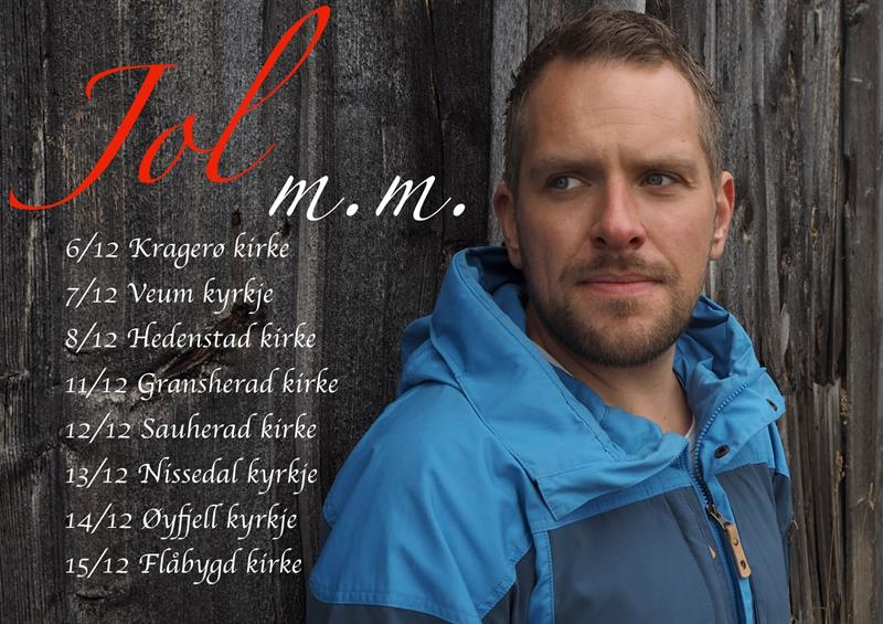 Jolekonsert med Kjetil Flatland og Helge Wahl Flatland - Vest-Telemark.no