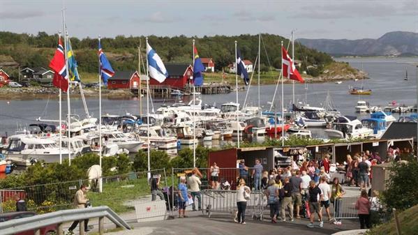 Kystkulturdagene i Lysøysund