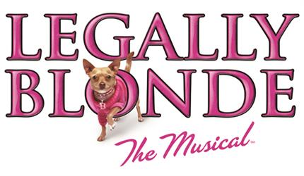 "Musikalen ""Legally Blonde"""