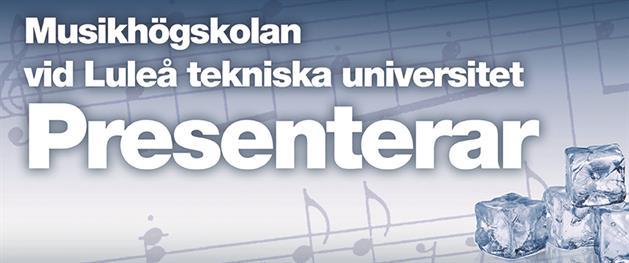 Musikhögskolans Julkonsert