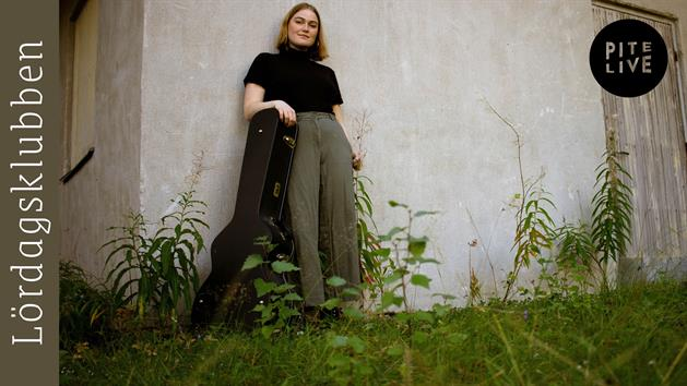 Lördagsklubben - Ebba Bergkvist