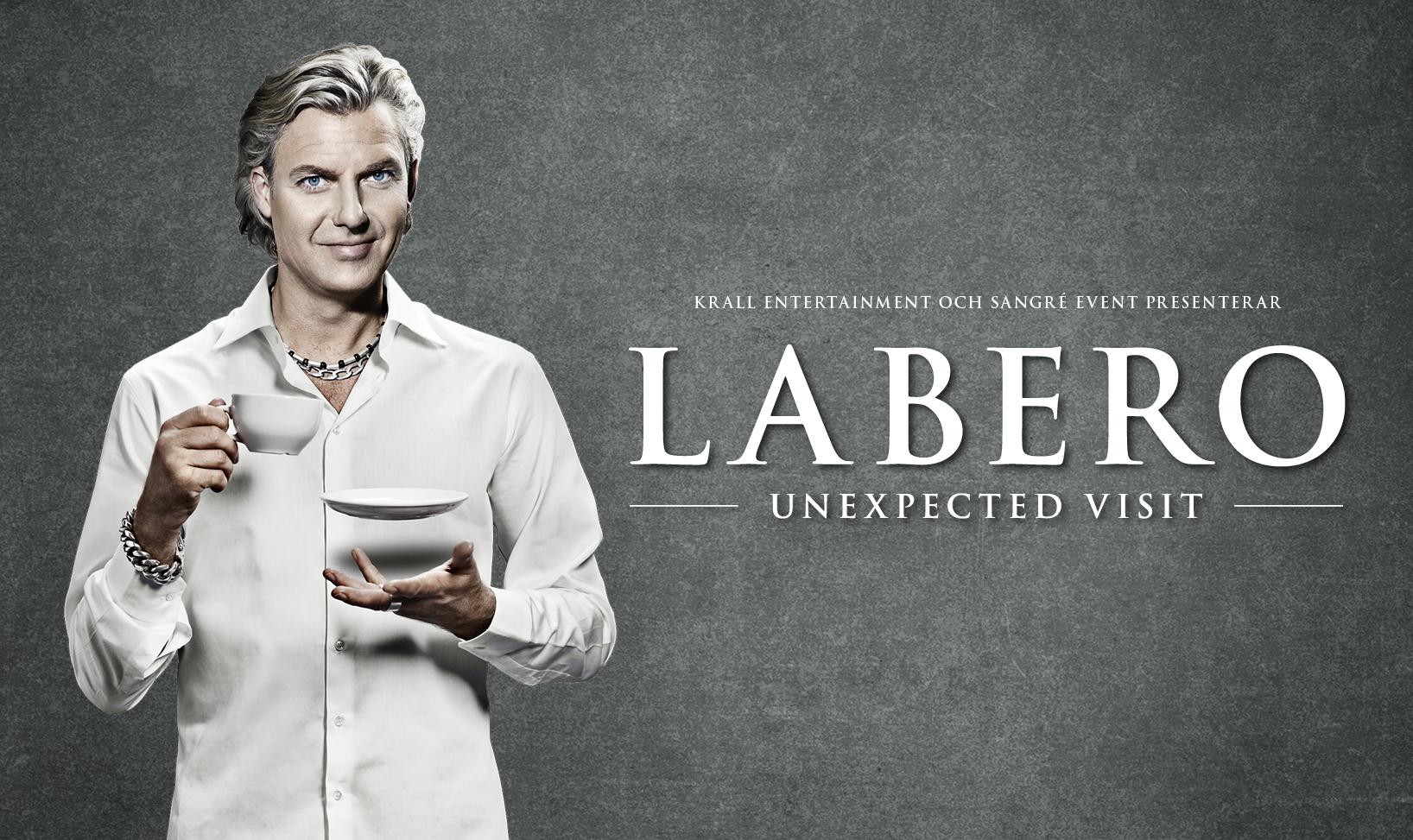 Affisch Joe Labero
