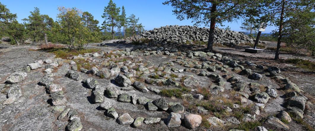Labyrinten på Högberget