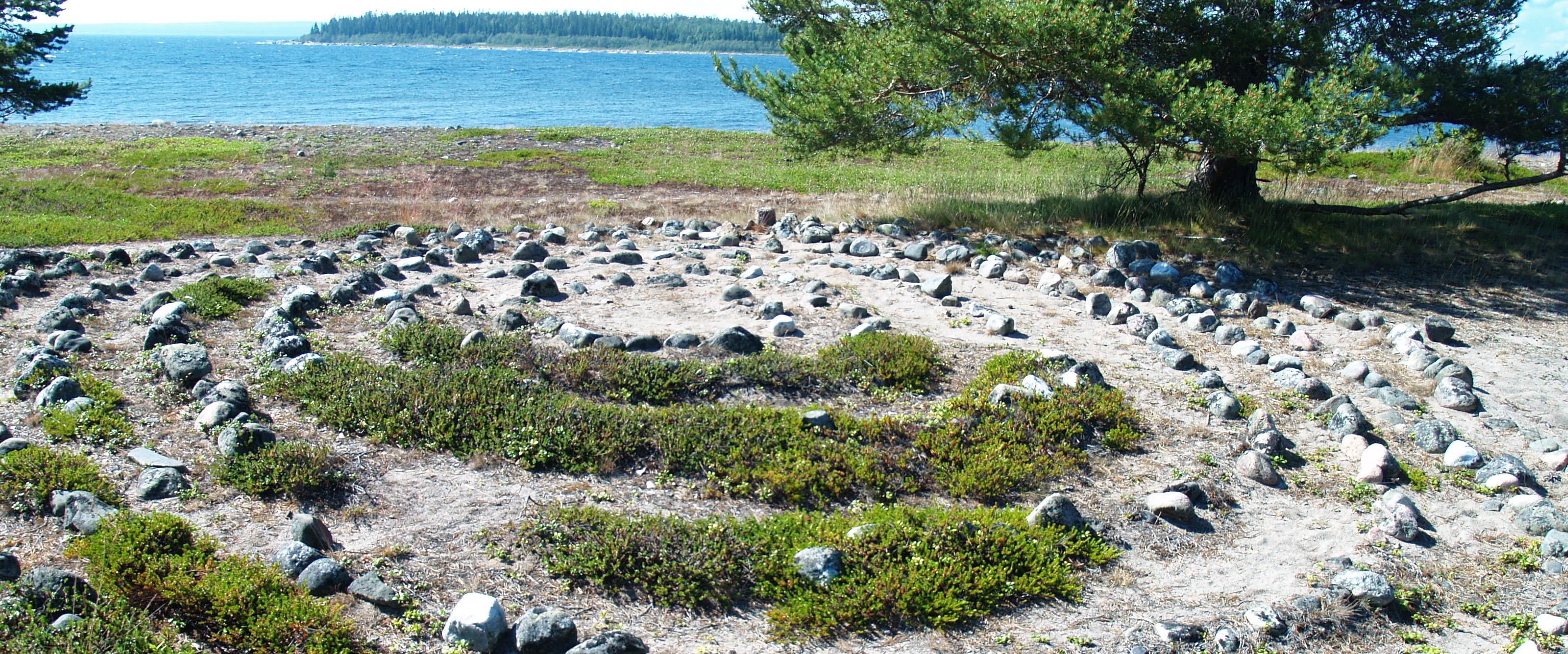 Labyrinter till havs
