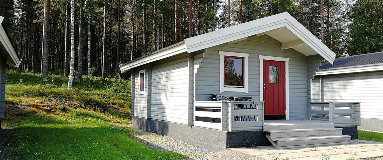 Stuga på Camp Ladrike