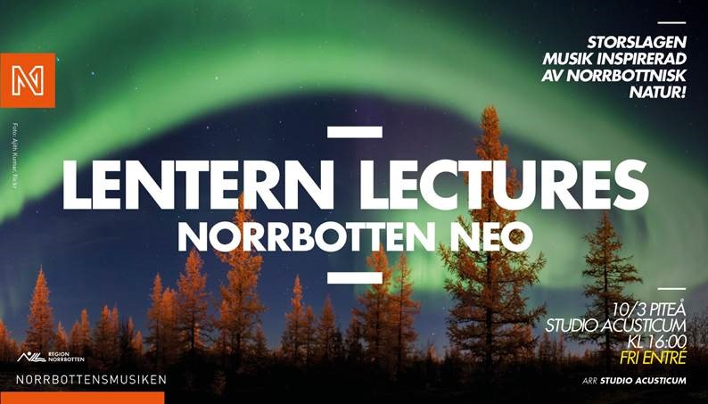 Lentern Lectures