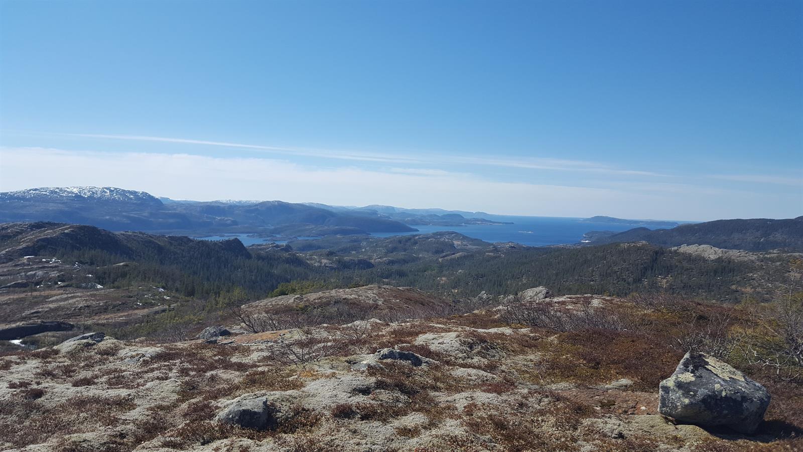 Turforslag: Lepptinden 358 moh, Salsbruket