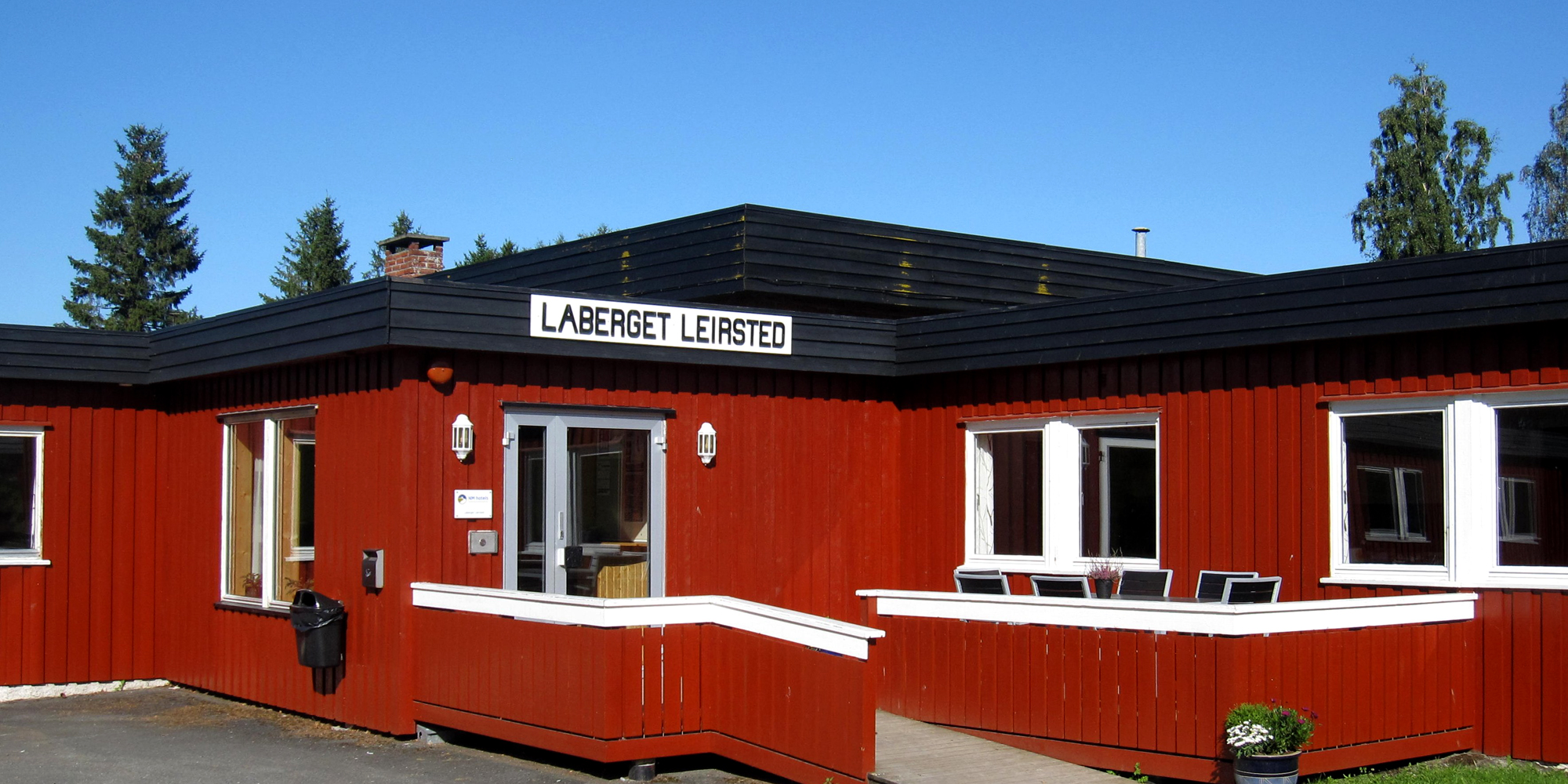 Laberget leirsted