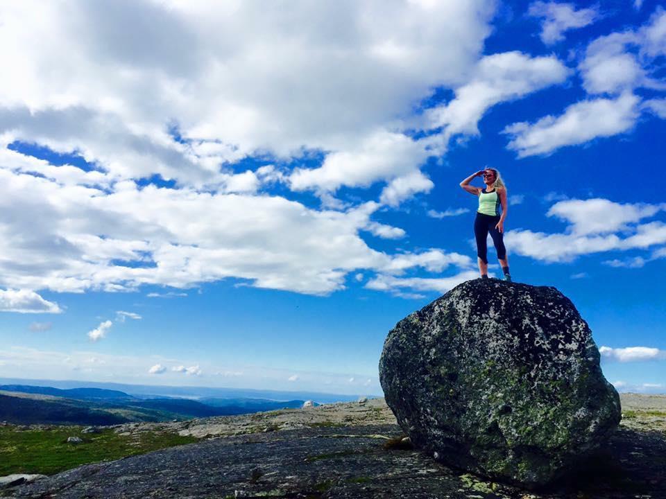 Turforlag: Hårskallen i Levanger