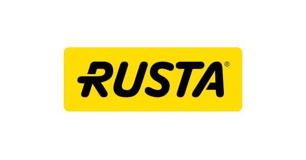 Rusta logotyp, Rusta
