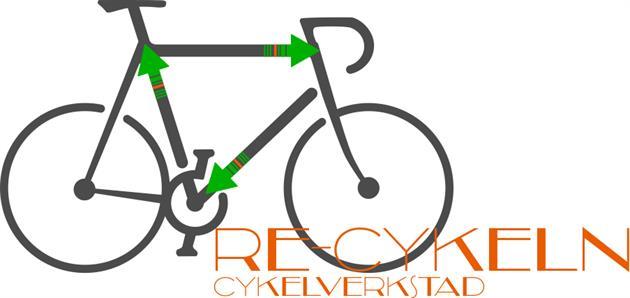 Logotyp, Re-Cykeln cykelverkstad