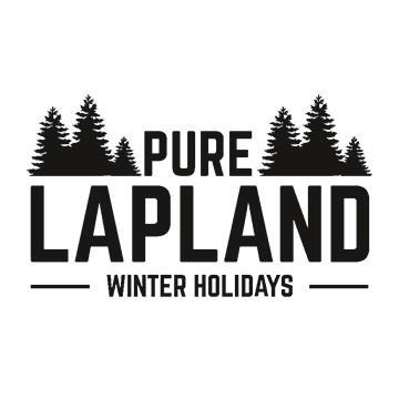 Logotyp Pure Lapland, Pure Lapland