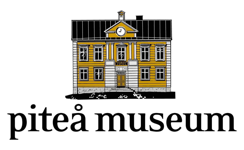 Piteå museum, logga